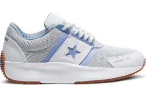 converse-run star retro glow low top-dames-wit-164292c-witte-sneakers-dames