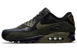 Nike Air Max 90 Zwart Dames,heren 302519 014 Zwarte Sneakers Dames,heren