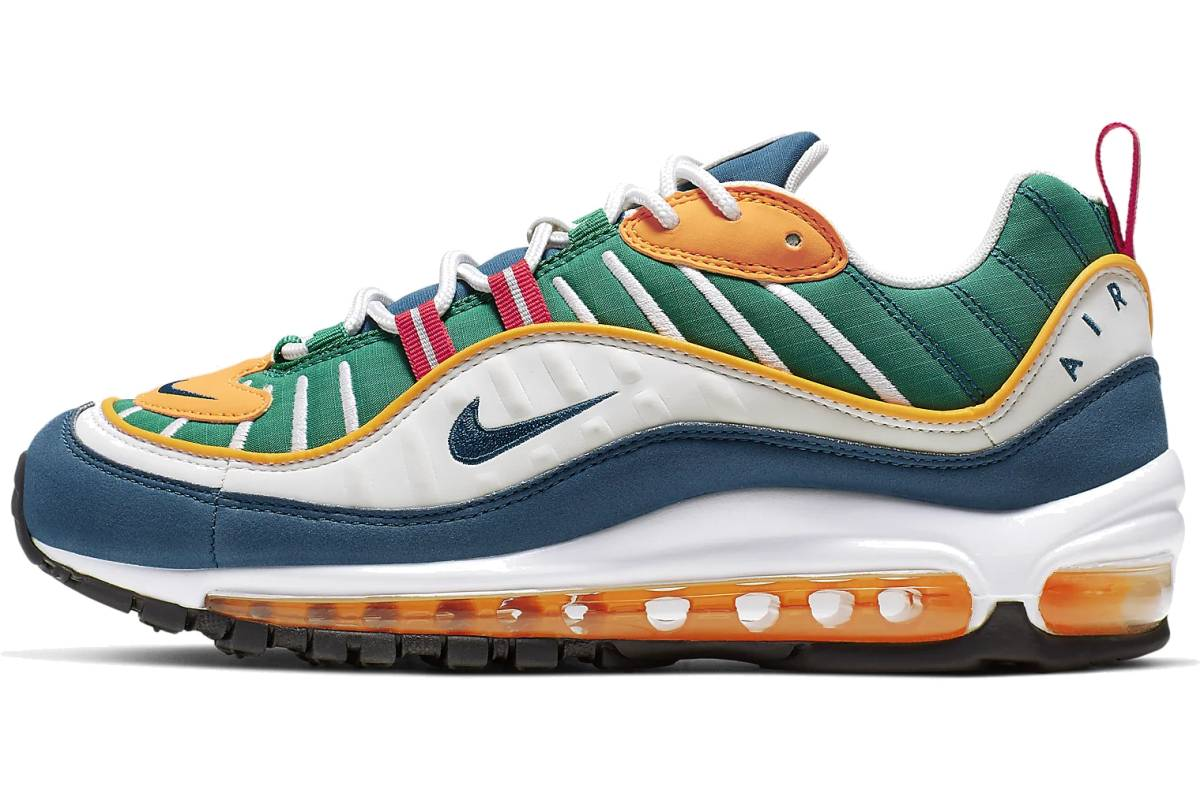Nike Air Max 98 Dames Ah6799 601 10