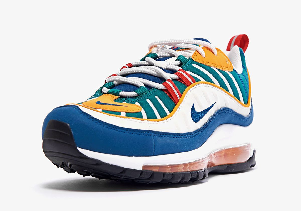 Nike Air Max 98 Dames Ah6799 601 3