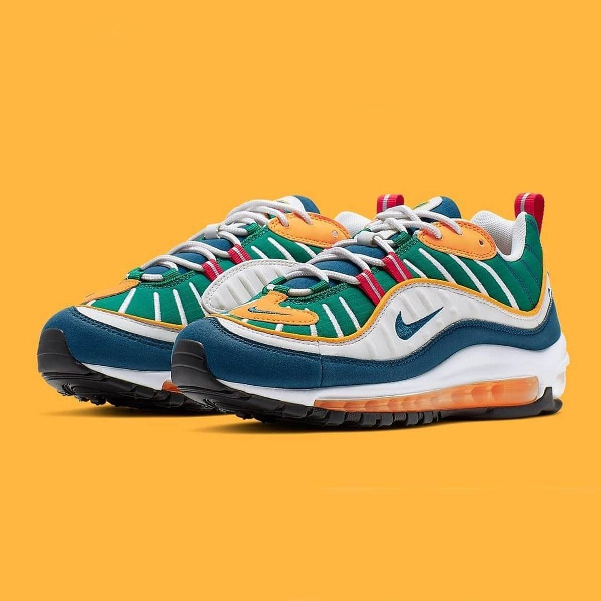 Nike Air Max 98 Dames Ah6799 601 7