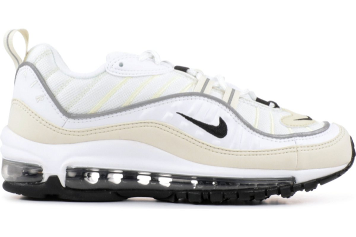100% authentic 77d37 7c495 nike-air max 98-dames-wit-ah6799-102-witte-. 11 %. nike air max 98 wit
