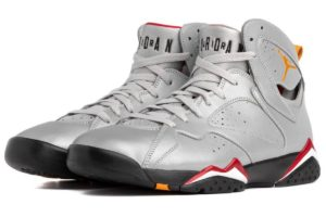 nike-jordan air jordan 7 retro sp-heren-zilver-bv6281-006-zilveren-sneakers-heren