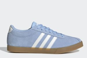 adidas-court-set-Dames-blauw-EE8324-blauwe-sneakers-dames