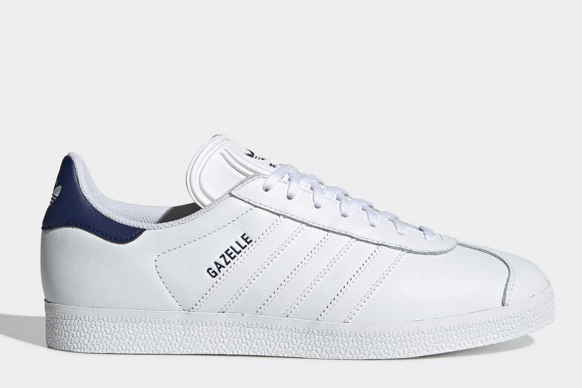 adidas-gazelle-Heren-wit-FU9487-witte-sneakers-heren ...