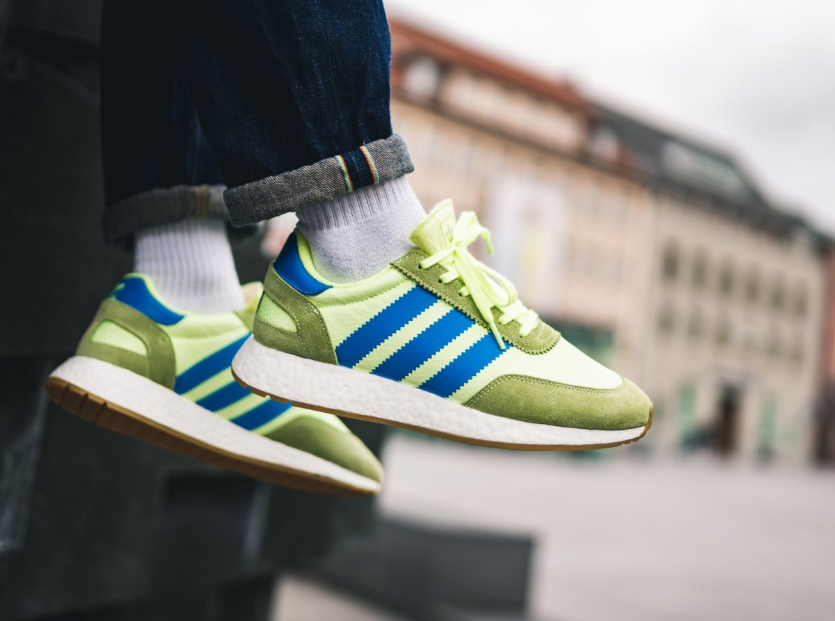 Adidas I 5923 Green Blue Bd7803 Mood 1
