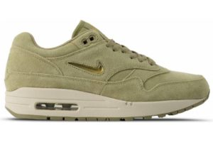 nike-air max 1-heren-groen-918354-201-groene-sneakers-heren