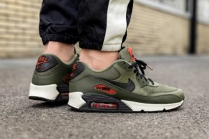Top 10 Groene Sneakers Heren · September [year]