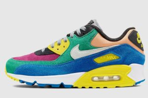 nike-air max 90-heren-multicolor-cd0917-300-multicolor-sneakers-heren