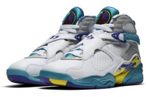 nike-jordan air jordan 8-dames-wit-ci1236-100-witte-sneakers-dames