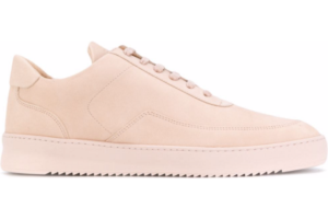 filling pieces-low mondo-dames-roze-filling pieces low mondo ripple nardo all nude-roze-sneakers-dames