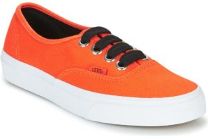 vans-authentic-dames-oranje-38emq9e-oranje-sneakers-dames