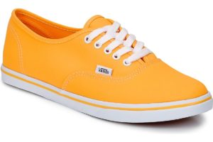 vans-authentic-dames-oranje-t9nb9u-oranje-sneakers-dames