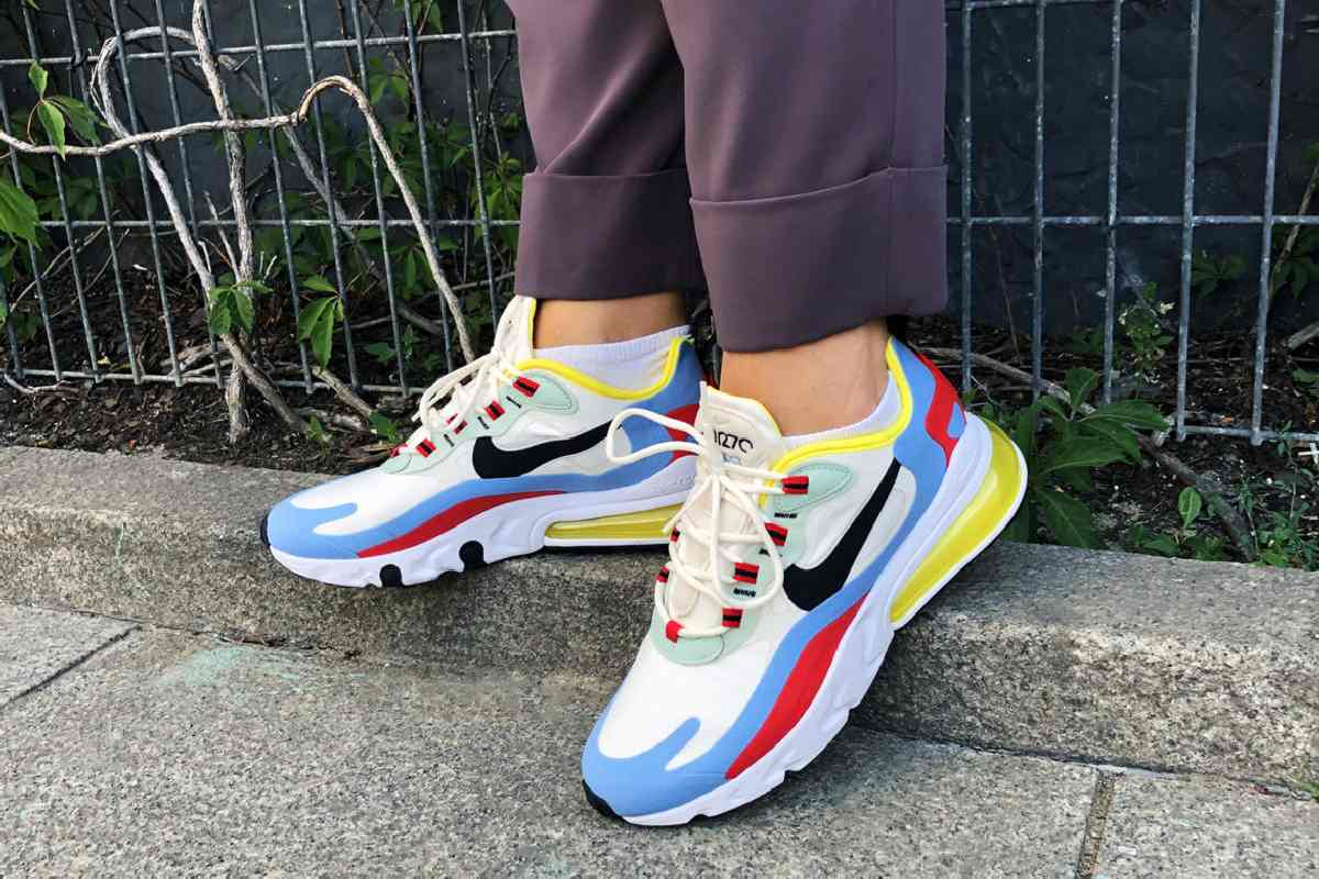 ᐅ • Review + Release: Nike Air Max 270 React Wit Dames · [+ ...
