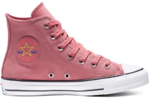 converse-all stars hoog-dames-rood-564962c-rode-sneakers-dames
