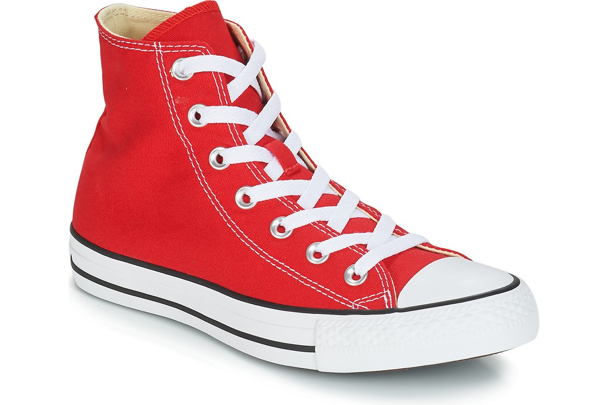 converse-all stars hoog-dames-rood-m9621c-rode-sneakers-dames
