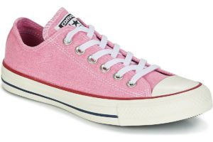 converse-all stars laag-dames-roze-159542c-roze-sneakers-dames