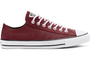 converse-all stars laag-heren-bordeaux-165336c-bordeaux-sneakers-heren