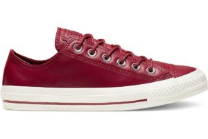 converse-all stars laag-heren-bordeaux-165419c-bordeaux-sneakers-heren