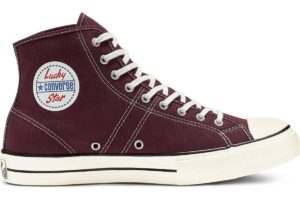 converse-lucky star high top-heren-bruin-165011c-bruine-sneakers-heren