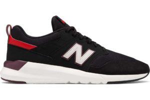 new balance-009-heren-zwart-ms009-la1-zwarte-sneakers-heren