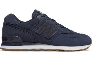 new balance-574-heren-blauw-ml574-nfc-blauwe-sneakers-heren