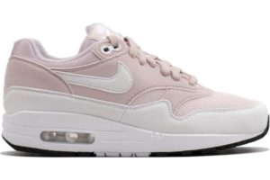 nike-air max 1-dames-roze-319986-607-roze-sneakers-dames