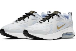 Nike Air Max 200 Dames Wit Weiß At6175 102 Witte Sneakers Dames
