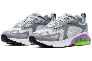 Nike Air Max 200 Dames Grijs At6175 002 Grijze Sneakers Dames