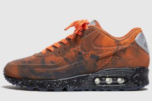 nike-air max 90-dames-oranje-cd0920-600-oranje-sneakers-dames
