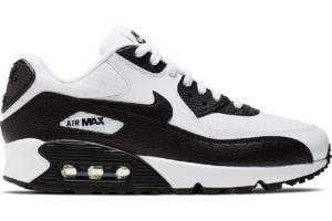 Nike Air Max 90 Dames Wit 325213 139 Witte Sneakers Dames