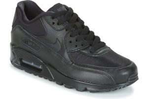 nike-air max 90-dames-zwart-325213-057-zwarte-sneakers-dames