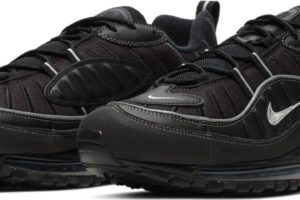 nike-air max 98-heren-zwart-640744-013-zwarte-sneakers-heren