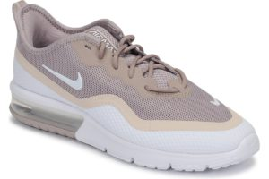 nike-air max sequent-dames-beige-bq8824-200-beige-sneakers-dames
