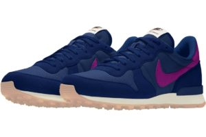 Nike Internationalist Dames Blauw Cw7637 991 Blauwe Sneakers Dames