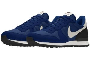 Nike Internationalist Heren Blauw Cw7635 991 Blauwe Sneakers Heren