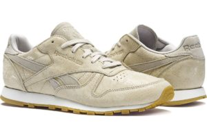 reebok-classic leather clean exotics-Dames-beige-BS8227-beige-sneakers-dames