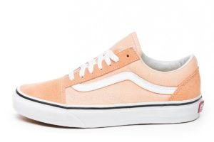 vans-old skool-heren-oranje-va38g1u5y-oranje-sneakers-heren
