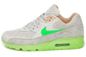nike-air max 90-heren-zilver-cq0786 001-zilveren-sneakers-heren