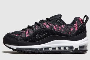 nike-air max 98-dames-zwart-640744-100-zwarte-sneakers-dames