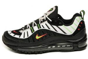 nike-air max 98-heren-zwart-640744 015-zwarte-sneakers-heren