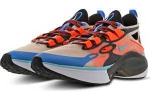 nike-signal d/ms/x-heren-oranje-at5303-800-oranje-sneakers-heren