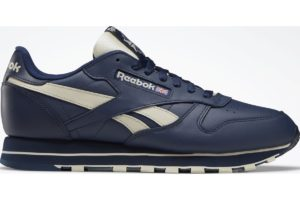 reebok-classic leather-Heren-blauw-DV8738-blauwe-sneakers-heren