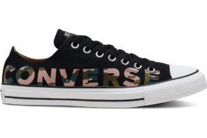 converse-all stars laag-heren-zwart-166234c-zwarte-sneakers-heren