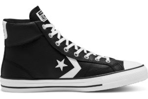 converse-star player-heren-zwart-166226c-zwarte-sneakers-heren