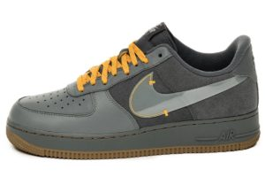 nike-air force 1-heren-zilver-cq6367 001-zilveren-sneakers-heren