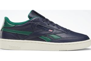 reebok-club c revenge plus-Heren-blauw-DV7176-blauwe-sneakers-heren