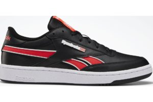 reebok-club c revenge plus-Heren-zwart-EF8871-zwarte-sneakers-heren