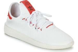 adidas-pharrell williams tennis-dames-wit-bd7530-witte-sneakers-dames