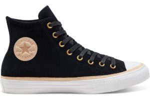 converse-all stars hoog-heren-zwart-165919c-zwarte-sneakers-heren